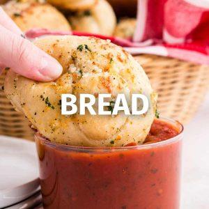bread recipe category cover